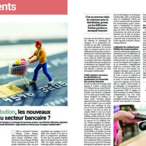 FEVRIER 2019 Les géants de la grande distribution à la conquête des paiements